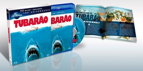 Sucessos do diretor Steven Spielberg são lançados em Blu-ray