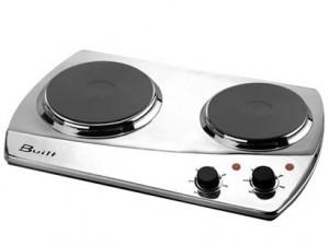 Cooktop portátil com acendimento elétrico