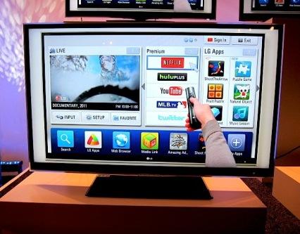 Aumenta a procura por SMART TV no Brasil