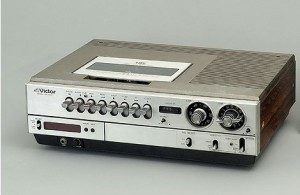 Videocassete dos anos 70