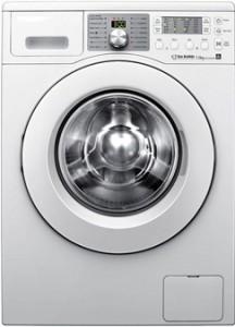 Máquina de lavar moderna