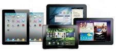 Novos tablets no mercado