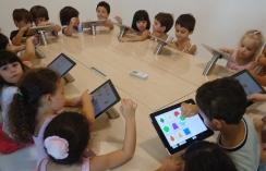 Tablets no Ensino Infantil