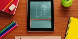 Tablets chegam às salas de aula