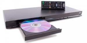 As diferentes opções de Blu-ray Players