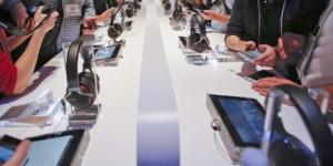 Gastos com eletrônicos devem chegar a US$ 1,1 trilhão em 2013