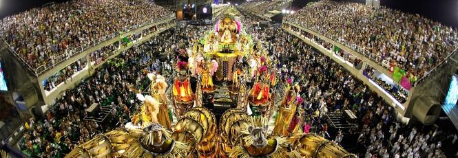 Carnaval do Rio servirá de teste para resolução 8K
