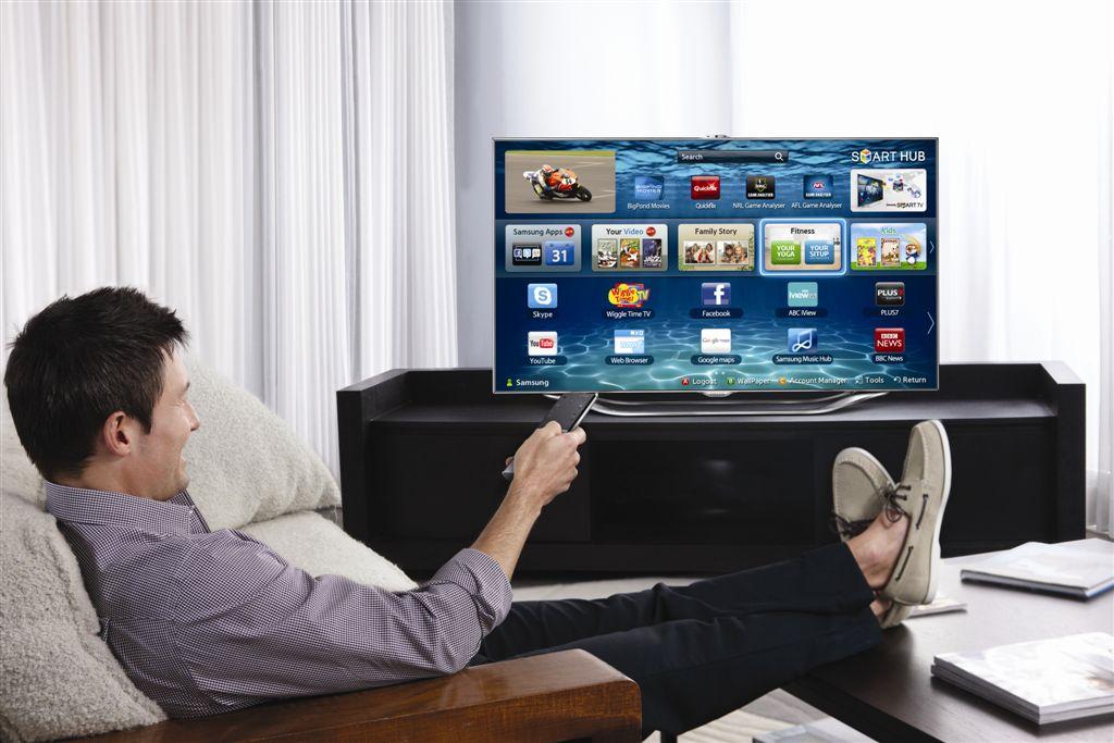 Smart TV: a televisão com internet