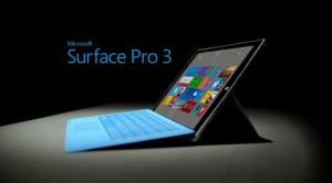 Preços de Tablets Surface Pro 3 vendidos no Brasil antes do lançamento assustam